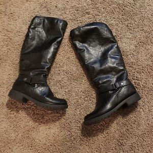 Price Drop!⚘🌹Wide High knee Boots